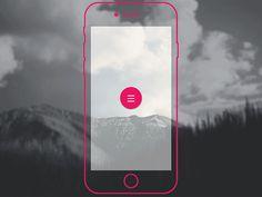 Material design - button