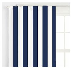 Perfect for nautical thyme. window panel - blue. #nautical Lublini.com