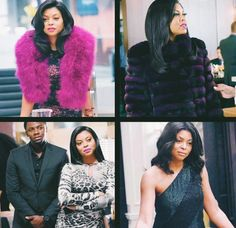 "Miss Taraji P. Henson | Because she's serving EVERYTHING on Fox's new hit show ""Empire."""