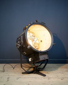 German Spotlights, Antique Lighting, Drew Pritchard