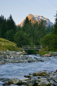 Suggadinbach Montafon, Austria