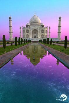 عجائب الدنيا السبع تاج محل | الهند