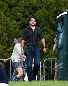 Henry Cavill News: Happy Weekend: Henry At The Groove Music Festival In Ireland