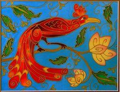 Phoenix, by Gwen Baldock