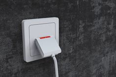 Collection of creative and modern electrical outlets, plugs and modern power sockets from all over the world.