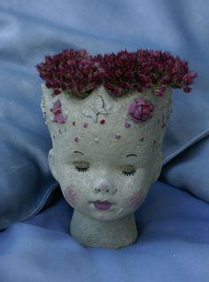 """Skulptur """" kleiner Prinz"""" von der Bildhauerin Andrea Langhanki"""