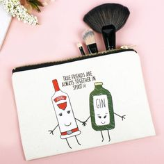 Are you interested in our Gift for Best Friend? With our Make Up Bag you need look no further.