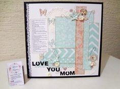 Portaretrato, éste fue especial para regalo a Mamá Facebook: Laura Tarjetas