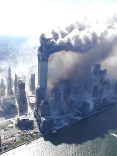 9/11 WTC Photo...I remember like it was yesterday-all those feellings of helplessness come flooding back.
