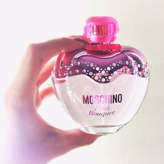 Photo by nicolechangmin  #moschino #mymoschino #pink #perfume