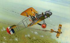 Airco DH 2 by Martin Novotny