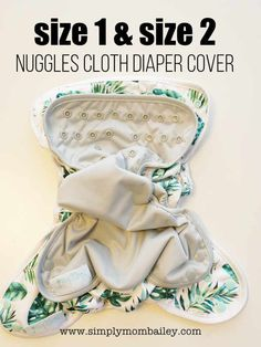 Nuggles Tuck - Wrap Go Cover is a Sized Cloth Diaper for newborns and bigger kids Newborn Hats, Newborn Outfits, Newborns, Cloth Diaper Covers, Cloth Diapers, Diaper Brands, Baby Finger Foods, Newborn Essentials, Homemade Baby Foods