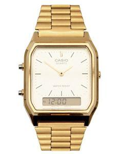Enlarge Casio AQ-230GA-9DMQYES Digital Bracelet Watch