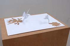 Papierskulpturen von Peter Callesen