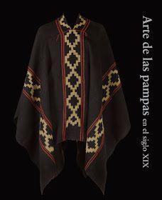 JOSÉ LUIS RODRIGUEZ: PLATERÍA MAPUCHE Gaucho, Mens Poncho, Southern Cone, Jose Luis Rodriguez, Boho Stil, Hippie Outfits, Vintage Textiles, Present Day, Denim Fashion