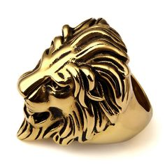 Deific Lion Flora Rosier Rose Sterling Silver Ring Style DR1037RO