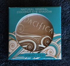 Pacifica eye shadow in Ethereal