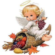 Angelitos de Ruth Morehead