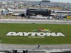 For My Class:Daytona International Speedway, Daytona Beach, FL. There are several other raceways for the race fans but not as big a deal. Vacation Places, Vacation Spots, Places To Travel, Places To Go, Vacations, Travel Destinations, Daytona 500, Daytona Beach, Daytona International Speedway