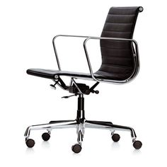 The Aluminium Chair  By Charles & Ray Eames