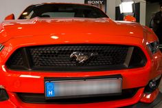 https://flic.kr/p/MZs6dW | Ford Mustang | Photo exhibition and fair