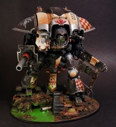40k - Imperial Knight by samson