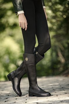 Most Wanted: The Tory Burch Junction Boot