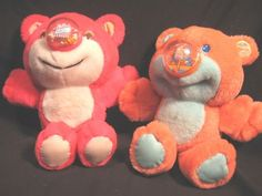 Nosey bears.....they were cool however not around a real long time