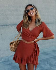 Best Spring Outfit Ideas to Finish this Spring with Style (68)
