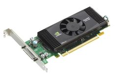 PNY NVIDIA Quadro NVS 420 Graphics Card 512MB PCI-E x16 DVI-D (LP Bracket In Box)
