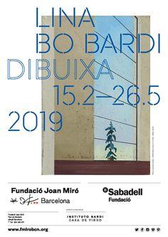15/02 - 26/05/2019 Disseny: Marnich Joan Miro, Land Art, Barcelona, Exhibitions, Poster, Bunting Bag, Barcelona Spain