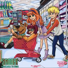 Daphne Blake, Colouring Pics, Coloring, Happy Colors, Paint By Number, Scooby Doo, Illustration Art, Anime, Painting
