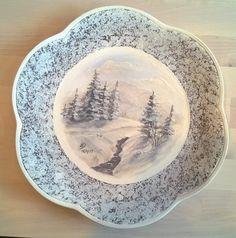 Einen Keramikteller bemalen - das ist eine tolle Erfahrung :)