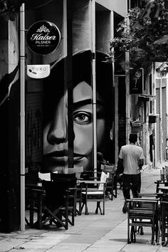 Street Art - Athens Greece - VLP - Velvet Lies Productions #BlackandWhite #Αθήνα #Graffiti #Pentax #Exarcheia #PinStreetArt #Monochrome #RawTherapee #Athens #Ελλάδα #PentaxK500 #Greece #StreetArt #Εξάρχεια