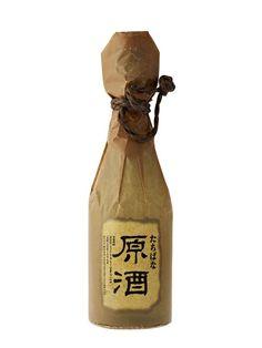 Tachibana Genshu: natural strength sweet potato Honkaku Shochu from the Kuroki Honten distillery in Miyazaki prefecture, Japan