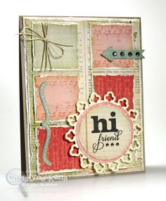 Stampin' with Sugar