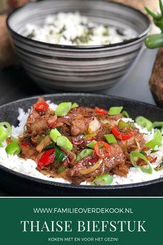I Love Food, Good Food, Yummy Food, Thai Recipes, Asian Recipes, Garlic Parmesan Potatoes, Diy Food, Food To Make, Main Dishes