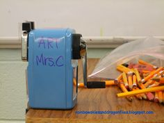 Best Pencil Sharpener I Have Ever Used!!! ( And A Better Week! )