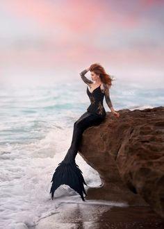Meet Real Mermaid Haley- A Professional Mermaid Model Types Of Mermaids, Real Life Mermaids, Unicorns And Mermaids, Mermaids And Mermen, Pics Of Mermaids, Mermaid Man, Siren Mermaid, Mermaid Cove, Mermaid Tails