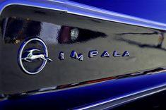 1963 Chevrolet Impala Logo