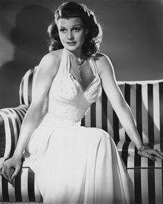 Hollywood actress - Rita Hayworth: