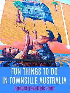 City Lane Townsville