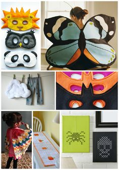 Seven Halloween Projects to Sew — A Sewing Journal