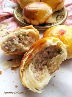 Chinese New Year Food, Chinese Pork, Cake Varieties, A Food, Food And Drink, Asian Recipes, Ethnic Recipes, Snack Recipes, Snacks