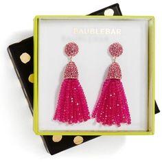 Women's Baublebar Annabelle Boxed Mini Tassel Drop Earrings