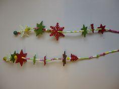 kerstslinger voor in de kerstboom