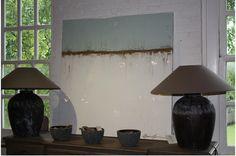Bonnie Fuchs art for living area