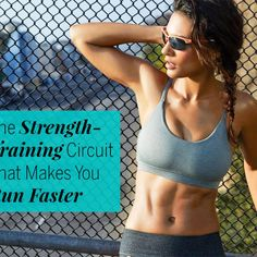The Strength-Training Circuit That Makes You Run Faster