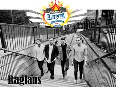 First up on Thursday June 12th is Raglans! www.bulmersliveatleopardstown.com - Racing and concert just €15! #BulmersLive