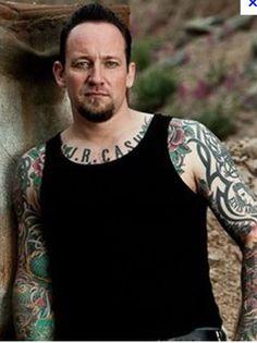 Michael Poulsen ~ Volbeat